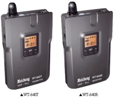 WT-640 Series Wireless simultaneous translation system