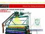 Plastic PP Woven Mats Jacquard Weaving Machine