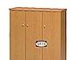 ●抗潮防水(強化塑料)塑鋼傢俱.-塑鋼-RB-SH-333-三箱三門鞋櫃