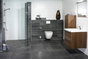 地暖系統 - 浴室